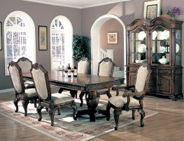 Saint Charles Brown 5 Pc. Set