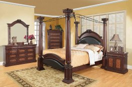 Grand Prado Capp. Cal. King Poster Bed