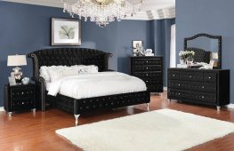 Deanna Contemporary E. King Bed
