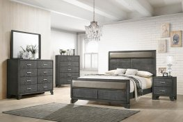 215901KW - C King Bed