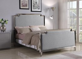 Selma C King Bed