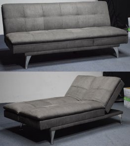 360262 Sofa Chaise Bed W/ Power Outlet