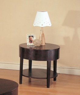 Gough Capp. Round End Table