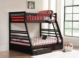 Ashton Capp. Twin-over-Full Bunk Bed