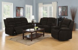 Gordon Chocolate Reclining 3 Pc.