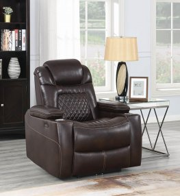 Korbach Espresso Power2 Recliner
