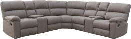 Morton Grey 3pcs Motion Sectional