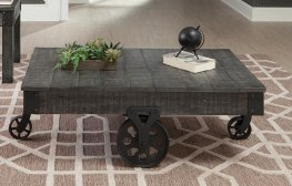 Country Grey Coffee Table