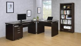 Skylar Contemporary Capp. Desk