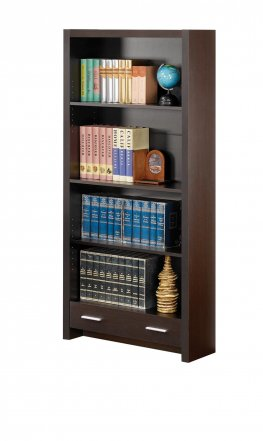 Skylar Contemporary Capp. Bookcase
