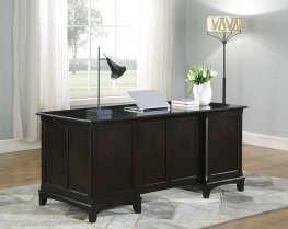 Garson Transitional Capp. Desk