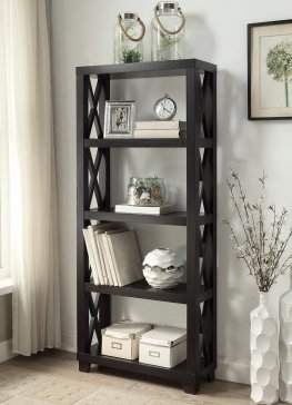 Humfrye Capp. Bookcase