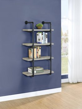804416 - 24in.w Wall Shelf