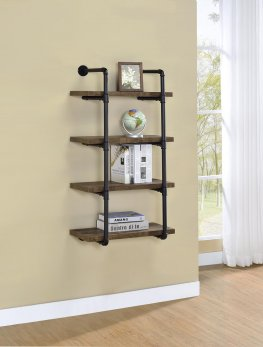 804426 - 24in.w Wall Shelf
